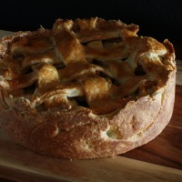 Appeltaart - Dutch Apple Pie