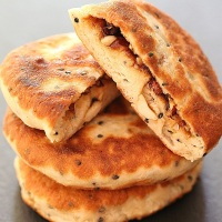 Hotteok - Sweet Korean Pancakes