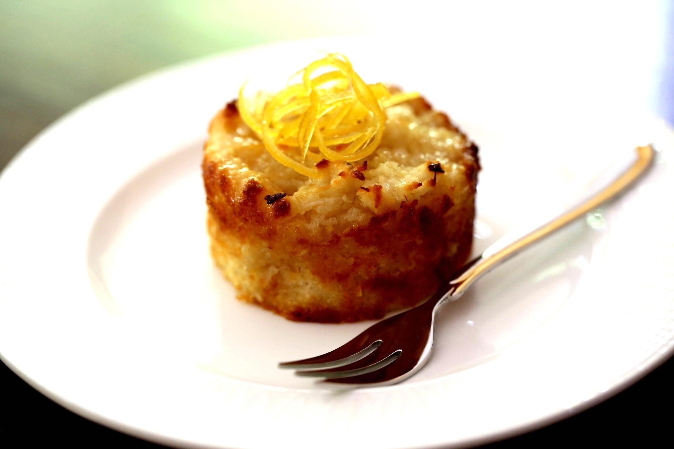 Game Of Thrones Cookbook Lemon Cakes Recipe
