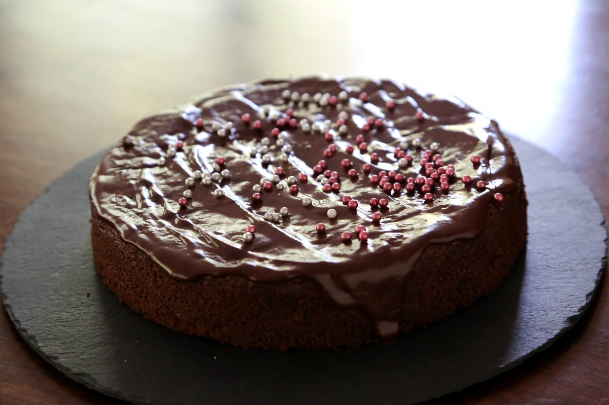 Simply Delicious Chocolate Cake