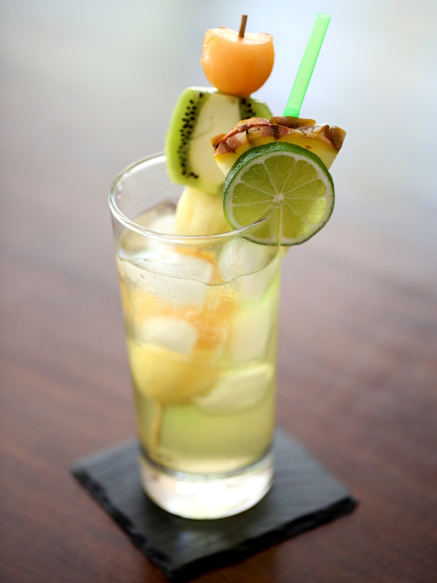 Harry Nilsson's Lime-in-the-Coconut Cocktail