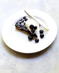 Blueberry Tart from The Dessert Spoon