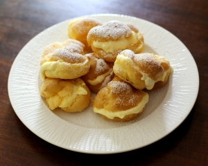 Lemon Puffs from The Dessert Spoon