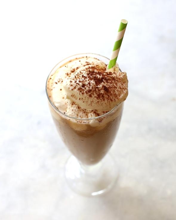 Iced Irish Coffee from The Dessert Spoon