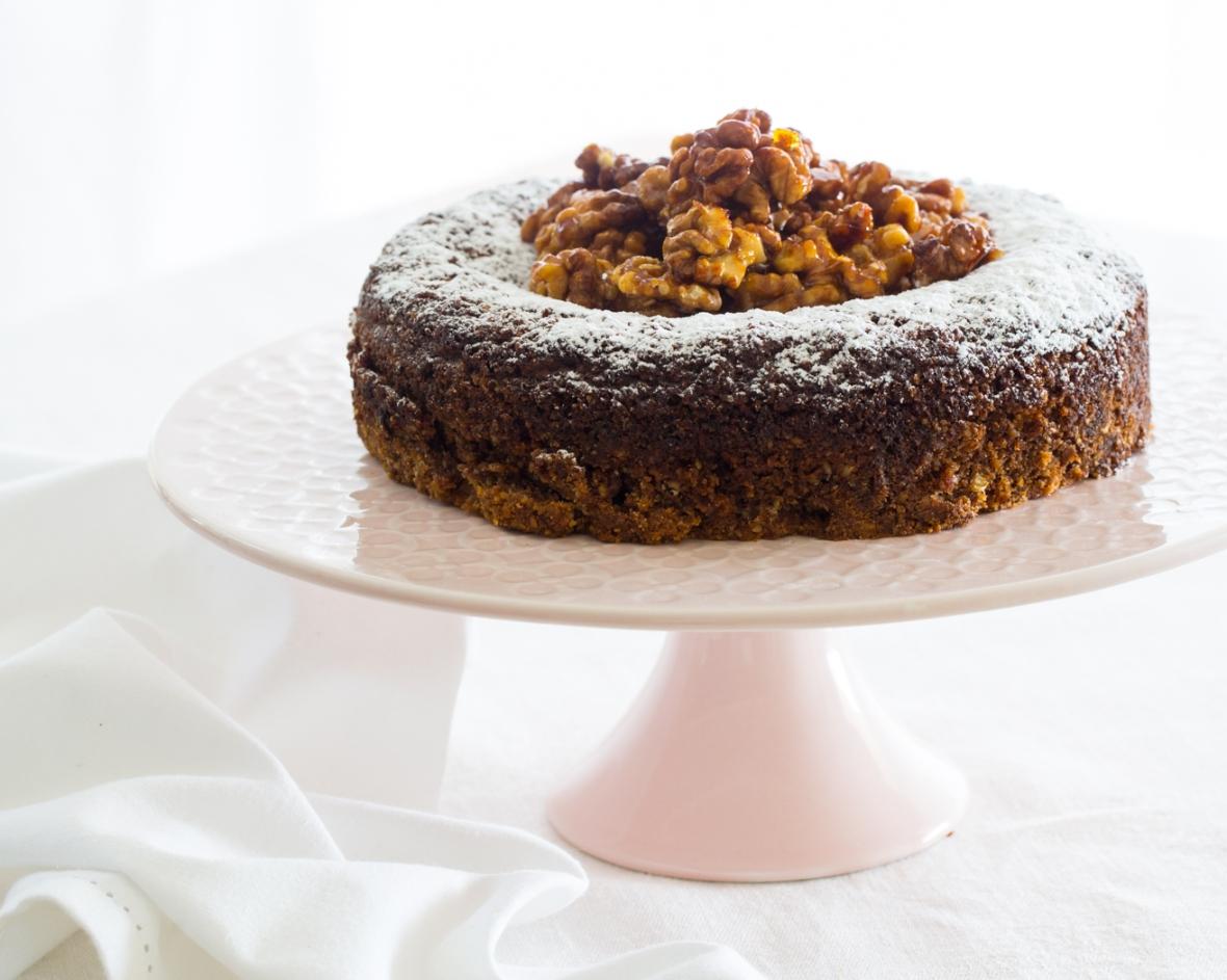 Armenian Nutmeg Cake-8862